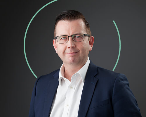 Simon Baxter, Partner and Head of Real Estate at Primas